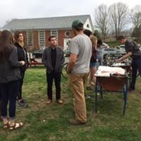 Click to view album: UConn Interfaith BBQ
