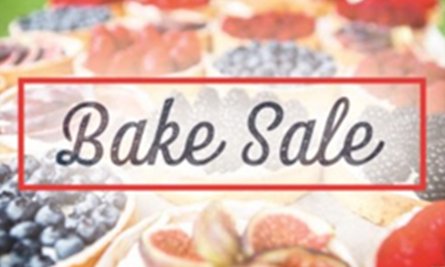 Parish Tag and Bake Sale