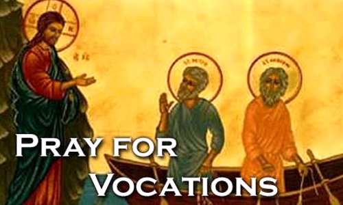 Prayers for Vocations