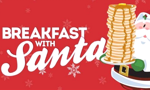 Pancake Breakfast with St. Nick!