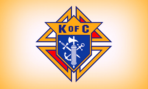 Knights of Columbus Second Food Drive