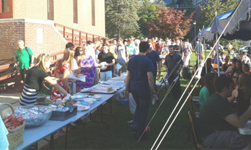 St. Thomas Aquinas Welcome Back Mass & BBQ