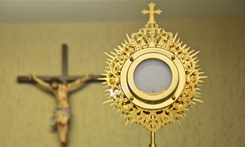 Perpetual Adoration 15th Year Anniversary