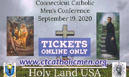 2020 Connecticut Catholic Men's Conference