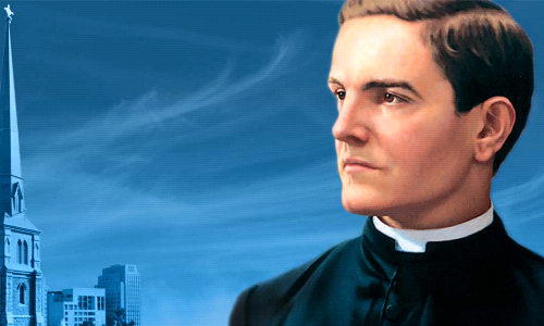 Join the Father Michael J. McGivney Guild